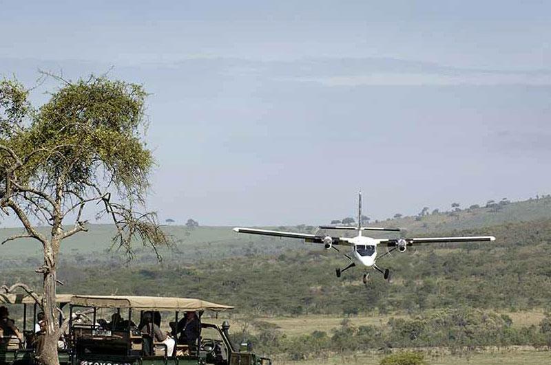 Авиа-сафари по Танзании класса Люкс