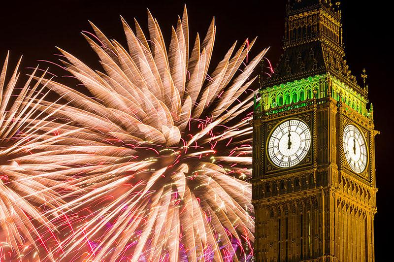Vip Новый Год в Лондоне