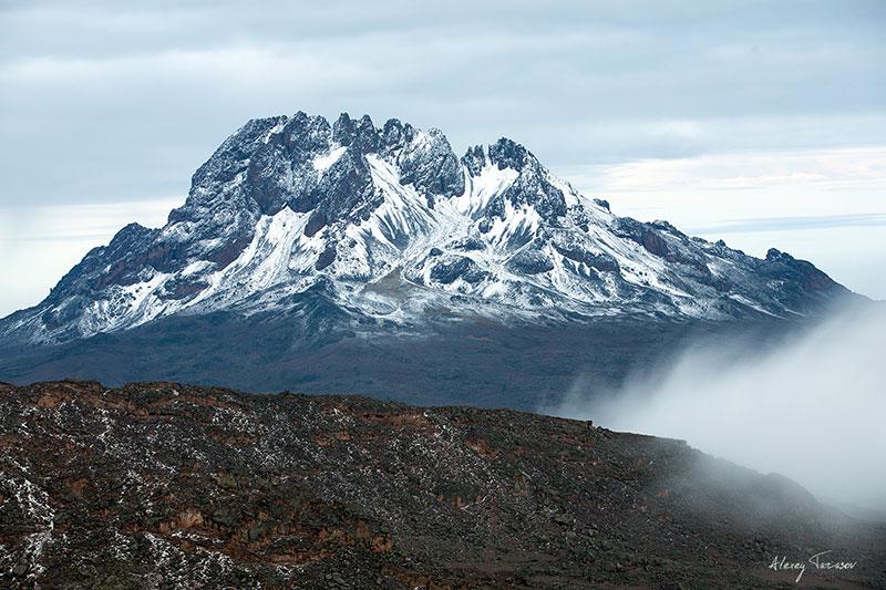 Маршрут Северный траверс Килиманджаро 10 дней